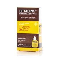 Тайский йод Betadine 15 мл / Betadine Antiseptic Solution 15 ml