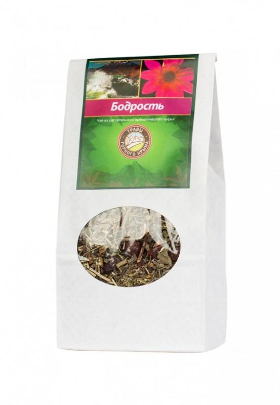 Травяной чай Бодрость 125 г