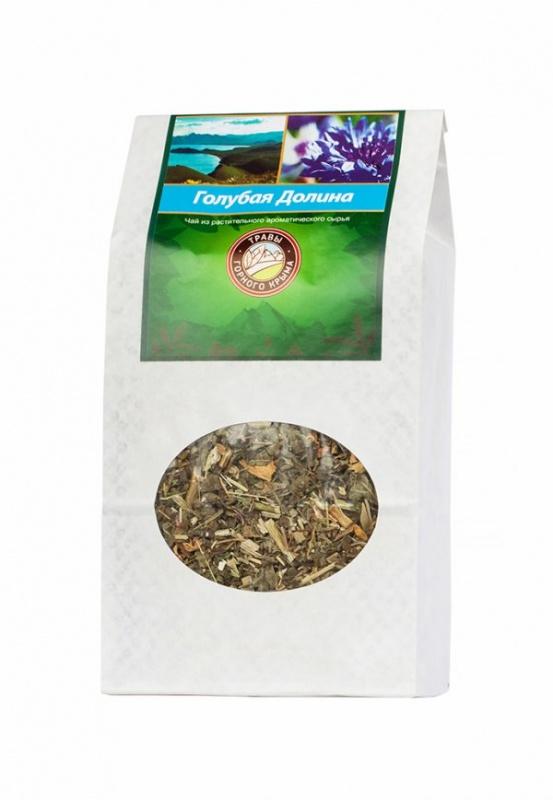 Травяной чай Голубая Долина 125 г