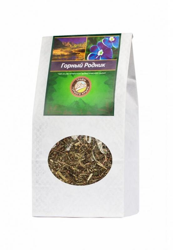 Травяной чай Горный Родник 125 г