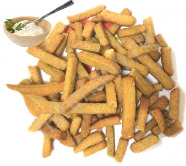 Гренки пшеничные со вкусом сметаны и зелени 1кг, заказ от 250г