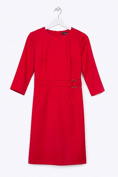Платье PL746/claret