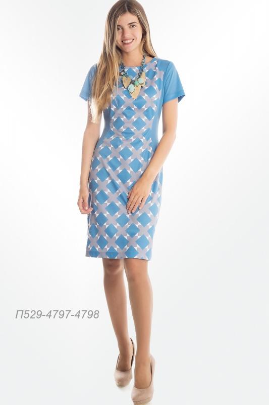 Платье 529