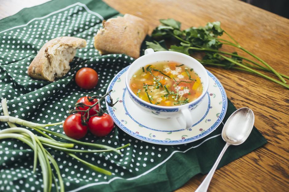 Суп овощной со звездочками 80 г