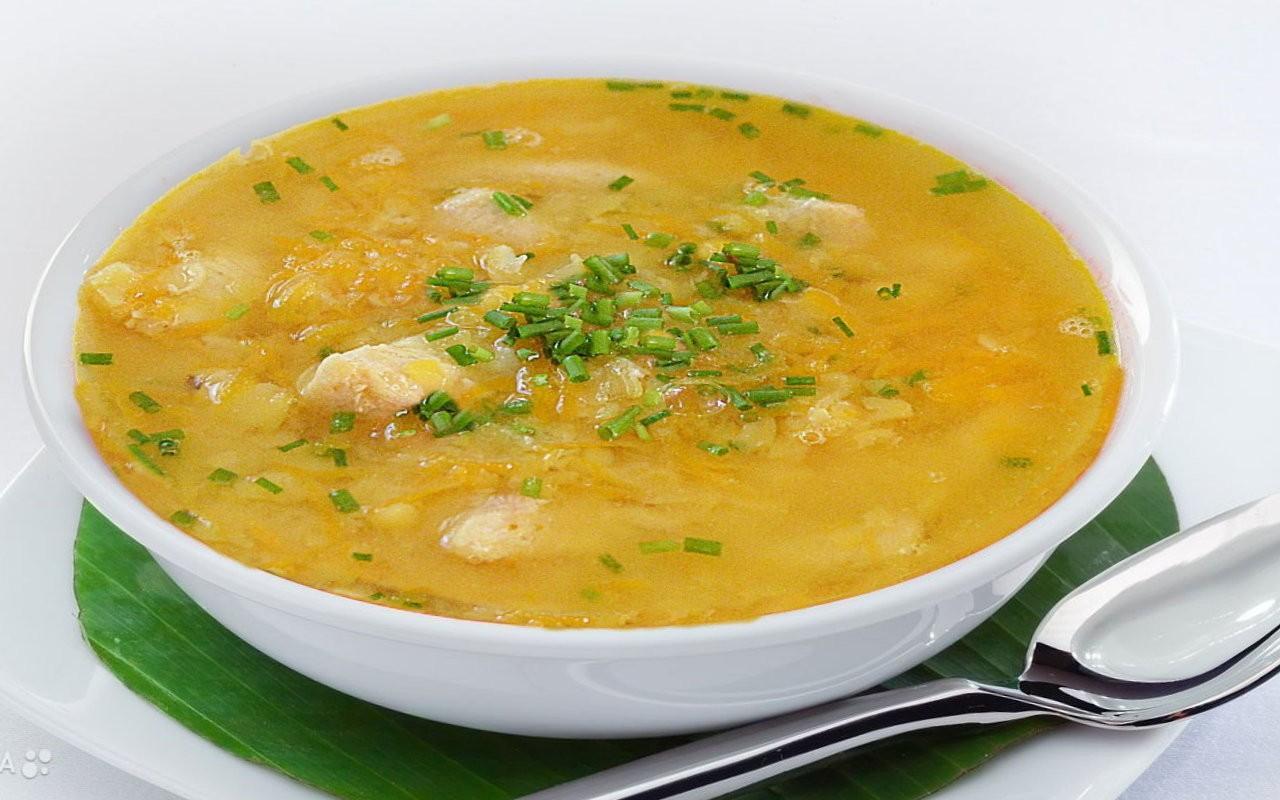 Суп гороховый 130 г