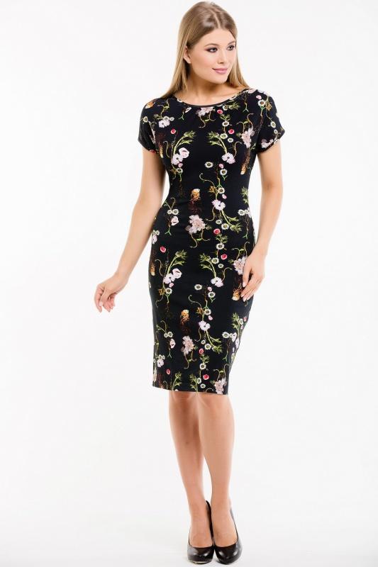 Платье 7483