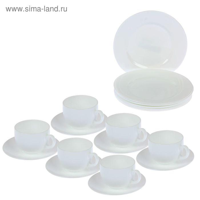 Сервиз чайный 18 предметов 220 мл Everyday Luminarc
