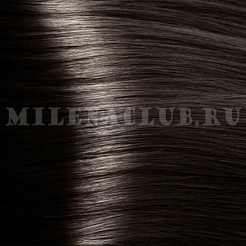 Kapous Professional Крем-краска для волос 6.12 темный блондин табачный 100 мл.