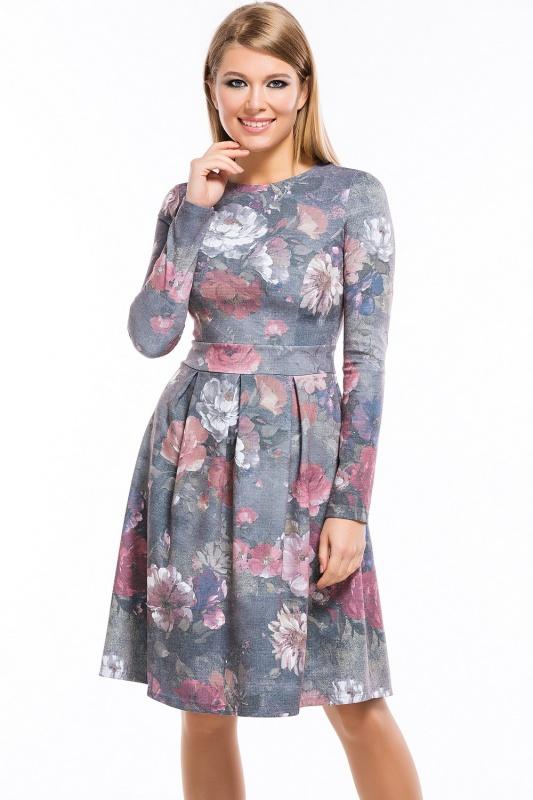 Платье 7555