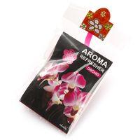 """Тайское саше для дома, белья или автомобиля """"Орхидея"""" с ароматными гранулами 50 г"""