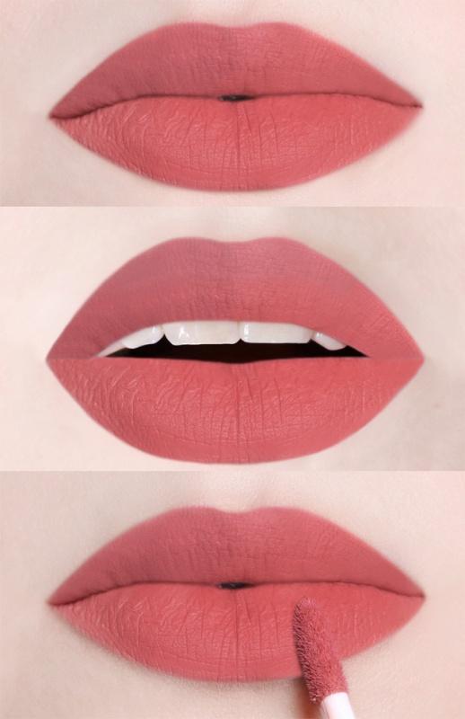 EL Corazon® жидкая матовая помада для губ «Velvet Matte» №VM-603