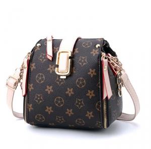 Стильный городской рюкзак - сумка BG-12-Coffee