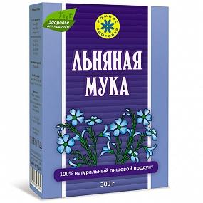 Мука льняная 300 г