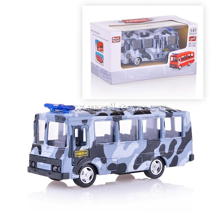 Автобус 6523-В в коробке