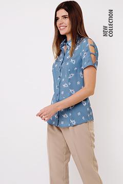 Блузка Б1466