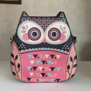 Невероятная сумочка-сова BAG-21-OWL