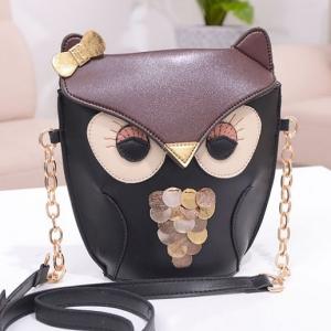 Милая сумочка-совушка BAG-3-OWL