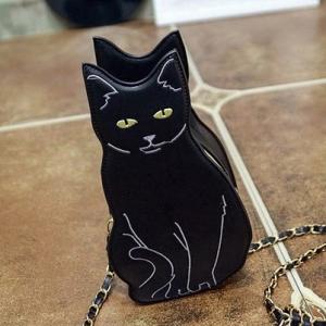 Сумочка через плечо в виде кошки BAG-16-CAT