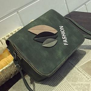 Стильная сумочка через плечо BAG-9-GREEN