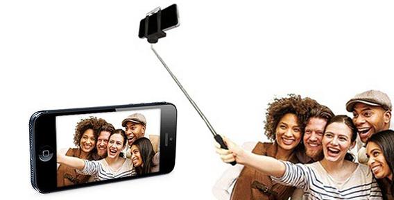 Монопод для селфи - Штатив с Bluetooth для создания снимков selfie Bradex TD 0303