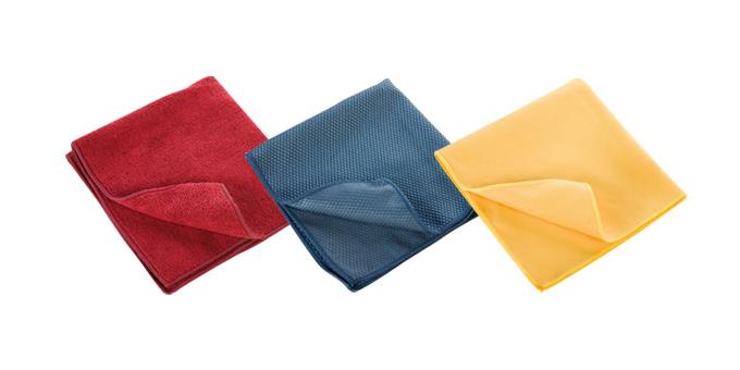 Кухонные полотенца CLEAN KIT, набор из 3 штук, Tescoma 900670