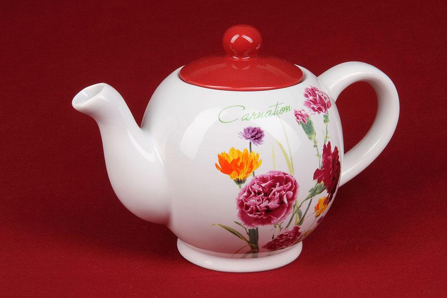 Чайник заварочный Rosenberg 8057-12 (гвоздика)