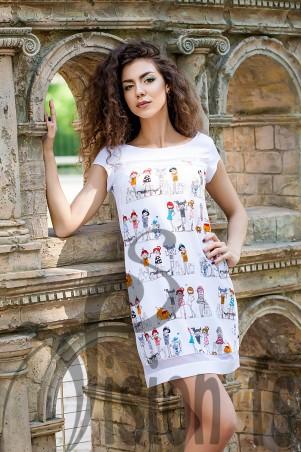 Vision FS: Стильное платье Girls 16507