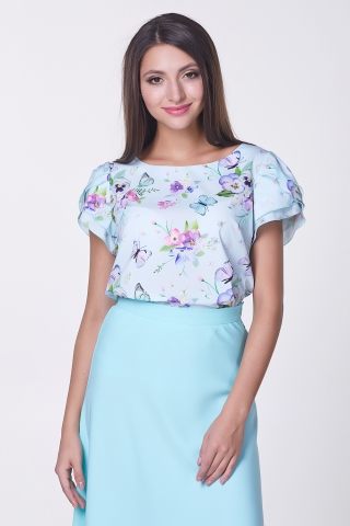 Блузка Мелисса №21