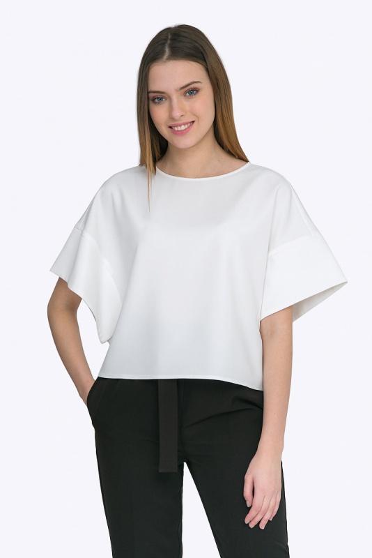 Блузка А-силуэта