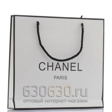 """Подарочный Пакет \""""Chanel\"""" 27 x 25 см"""