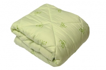 """211 Одеяло Medium Soft """"Стандарт"""" Bamboo (бамбуковое волокно)"""