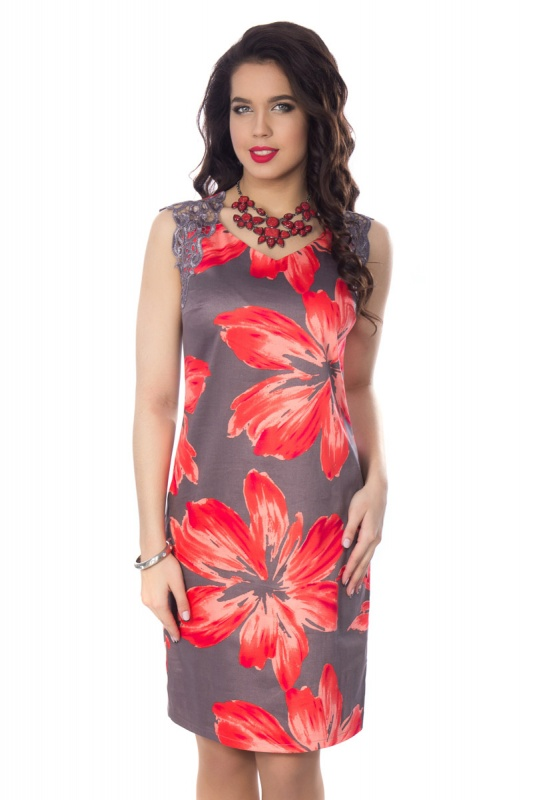 Платье П2-3266