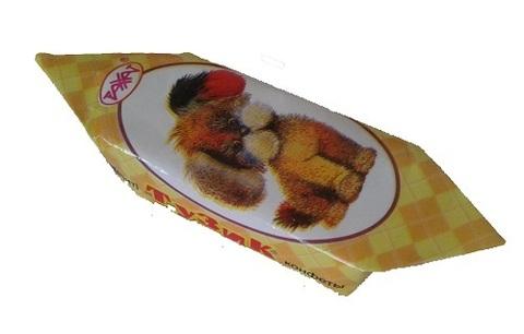 Конфеты Тузик (Рахат) 1кг, заказ от 250г