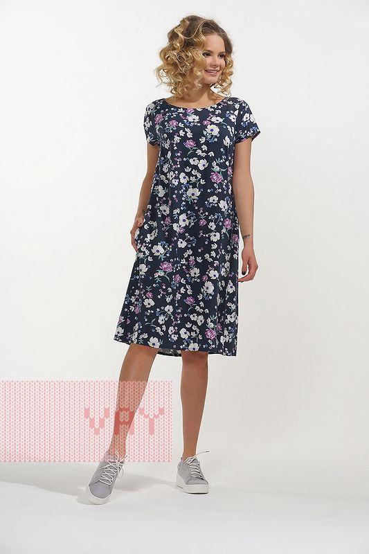 Платье женское 181-3414