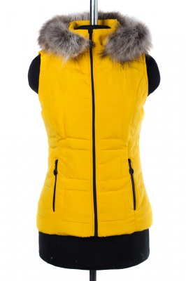 04-1747 Куртка демисезонная (Синтепух 250) Плащевка Желтый