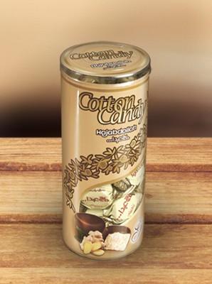 Конфеты из пашмалы со вкусом имбиря в шоколадной глазури в тубе 200 г