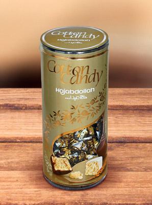 Конфеты из пашмалы со вкусом ванили в шоколадной глазури в тубе 200 г