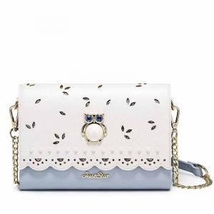 JSTAR-171482-BLUE Женская сумка бренда «JUST STAR».  Высочайшее европейское качество.
