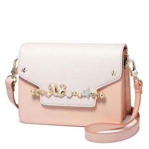 JSTAR-171806-PINK Женская сумка бренда «JUST STAR».  Высочайшее европейское качество.