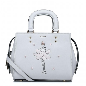 NUC-1171031-BLUE Женская сумка бренда « NUCELLE ».  Высочайшее европейское качество.