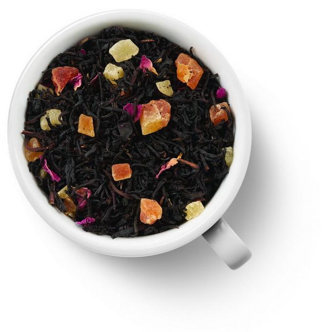 84009 Чай черный Манго-Маракуйя 250 г