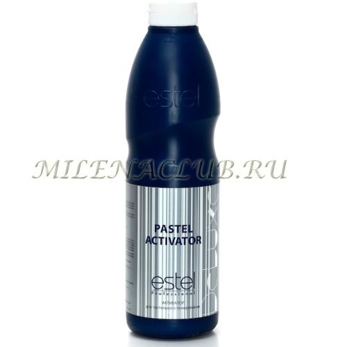 Estel DeLuxe Активатор De Luxe 1,5% для пастельного тонирования 900 мл