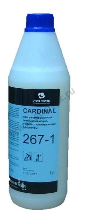 Cardinal Ковровый шампунь с замедлителем повторного загрязнения (1,0)