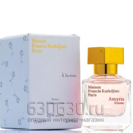 "ТЕСТЕР Maison Francis Kurkdjian ""A La Rose"" 70 ml"