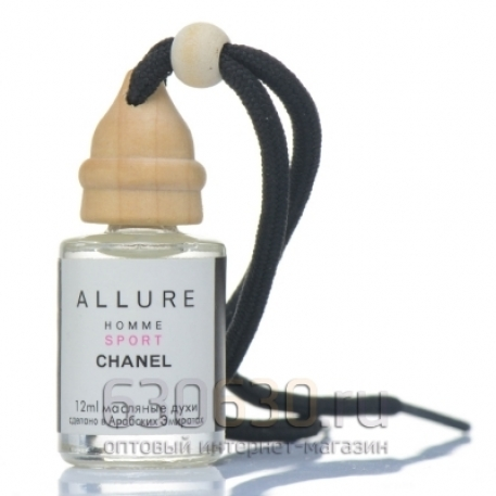 "Автомобильная парфюмерия Chanel ""Allure Homme Sport"" 12 ml"