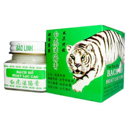 Вьетнамский бальзам Белый Тигр