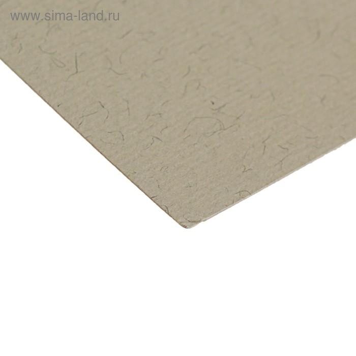 Картон цветной текстур 210*297 мм Sadipal Fabriano Elle Erre 220 г/м серый тепл. CHINA 13219