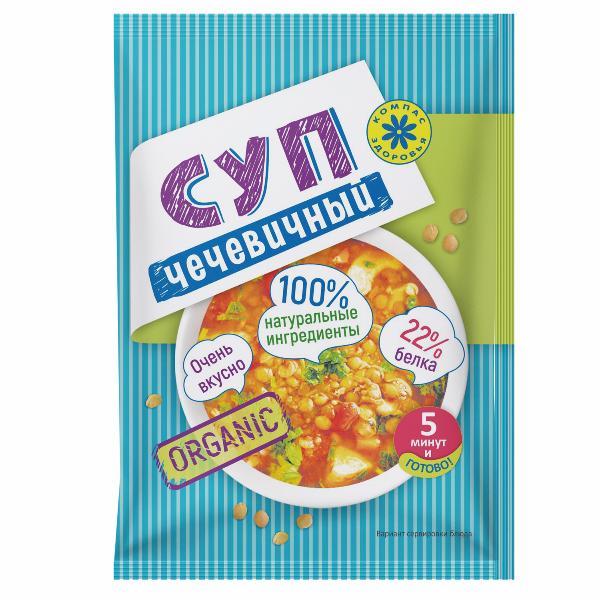 """Суп-пюре \""""Чечевичный\"""" 30 г"""