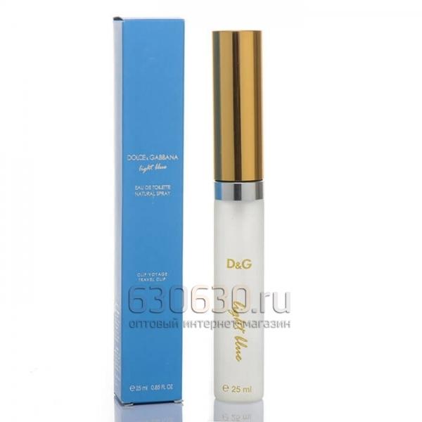 """Мини парфюм Dolce & Gabbana \""""Light Blue\"""" 25 ml"""