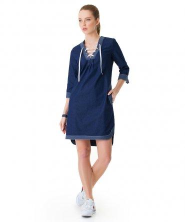 Платье 1801 (plus size): VOKARI